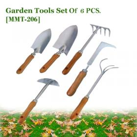 Garden Tools Set With Handle