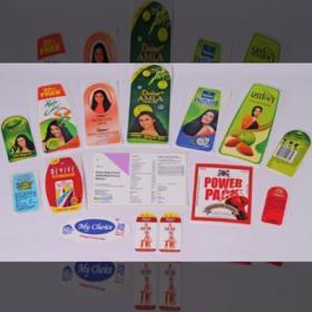 Self Adhesive Label Stickers