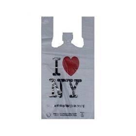 Plastic T Shirt Bag