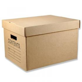 Corrugated Boxes for Storage