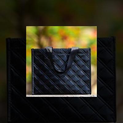 Embossed Non Woven Box Bag