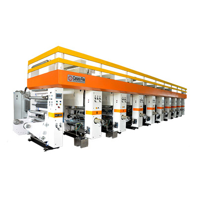 Shaft less - Rotogravure Printing Machines