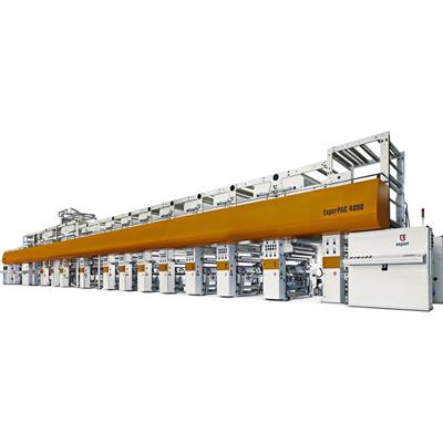 Rotogravure printing
