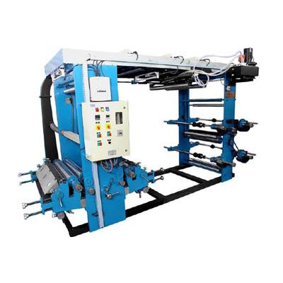 2 COLOUR FLEXOGRAPHIC PRINTING MACHINE