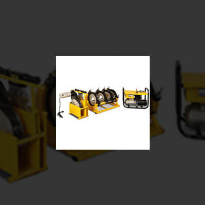 HDPE Automatic Pipe Welding Machine