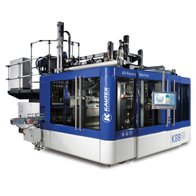 KBB blow molding machines - New standard in consumer packaging