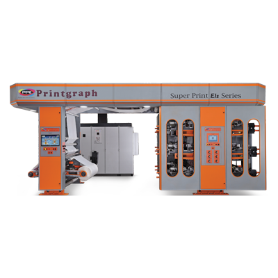 Gearless Flexo Printing Press